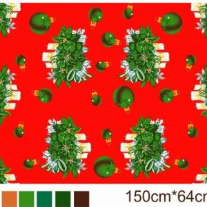 Christmas Polyester d 5 3