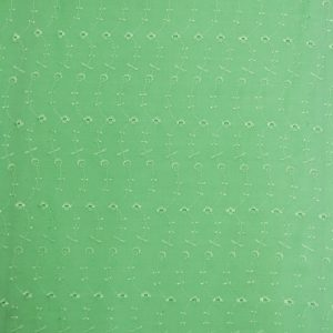 Cotton Eyelet Embroidery 60 Wide mint