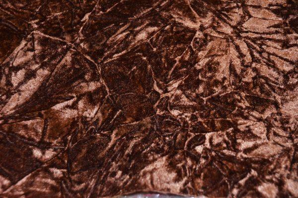 Crush Velvet brown