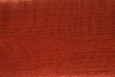 Crystal Organza rust