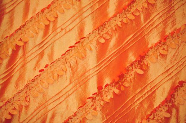 Forest Taffeta orange