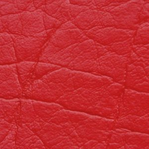 Heavy Textured Vinyl red