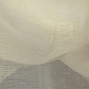 Metallic Faux Sheer Linen gold