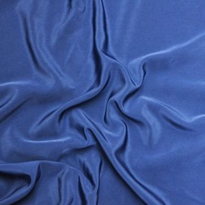 Peachskin Fabric navy blue