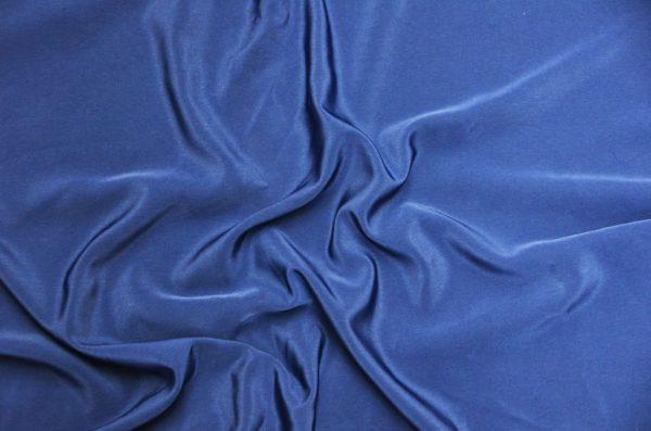 Peachskin Fabric navy blue