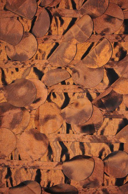 Petal Taffeta copper