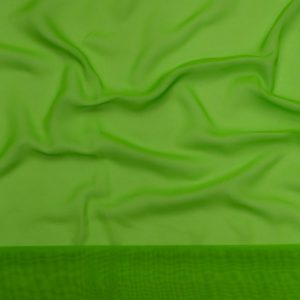 Poly Chiffon 45 Wide lime