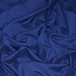 Poly Gabardine navy blue