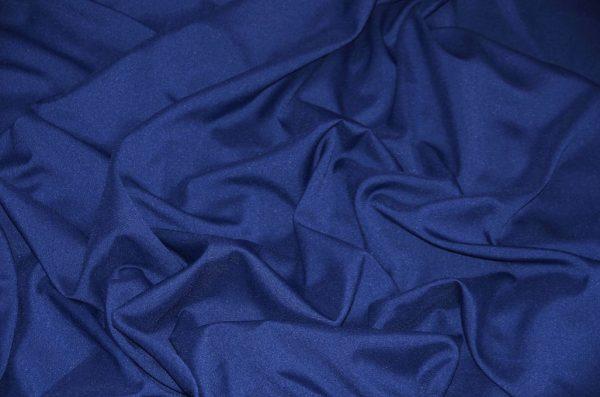 Poly Gabardine navy blue