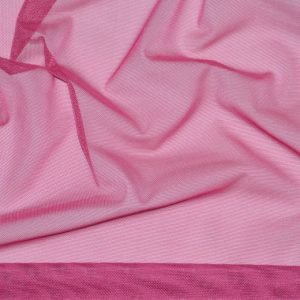 Power Mesh Spandex fuchsia