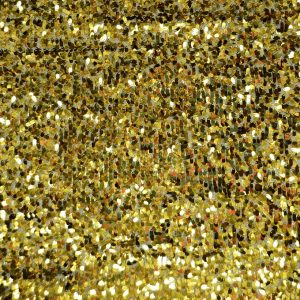 Tear Drop Sequins gold