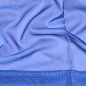 Voile Sheer 120 Wide royal blue