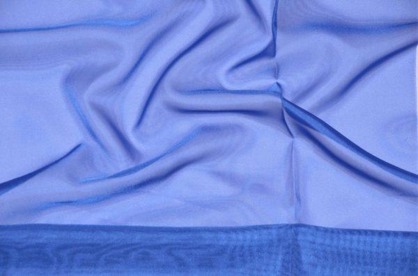 Voile Sheer 120 Wide royal blue